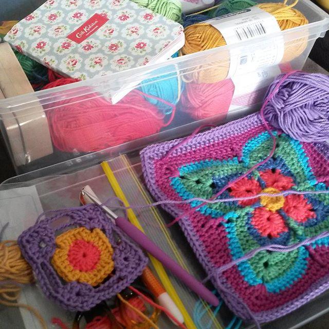 pam_hooksandhills crochet wips