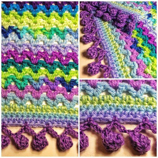 queen_babs crochet blanket
