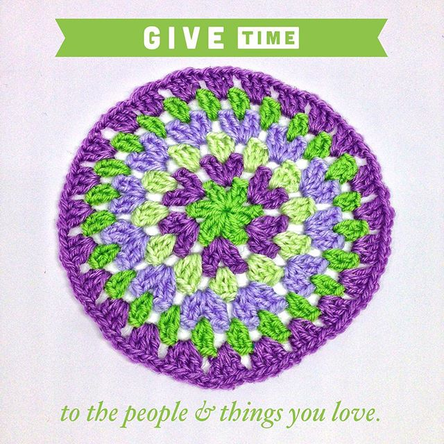 queen_babs crochet granny circle