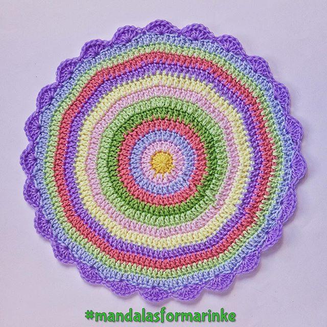 queen_babs crochet mandalasformarinke