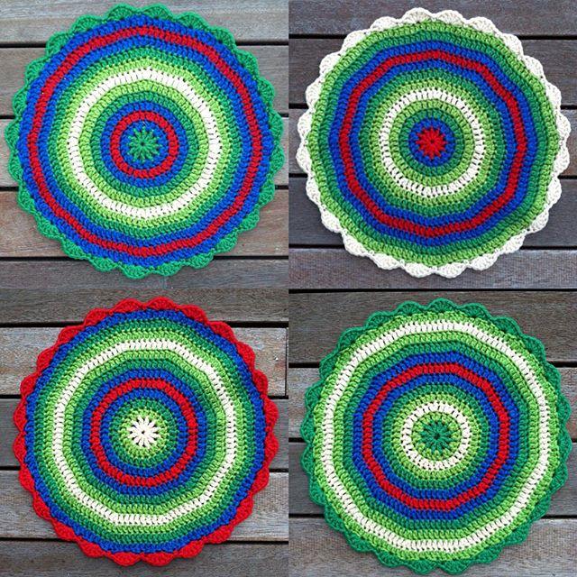 quiltwrapup crochet mandalasformarinke