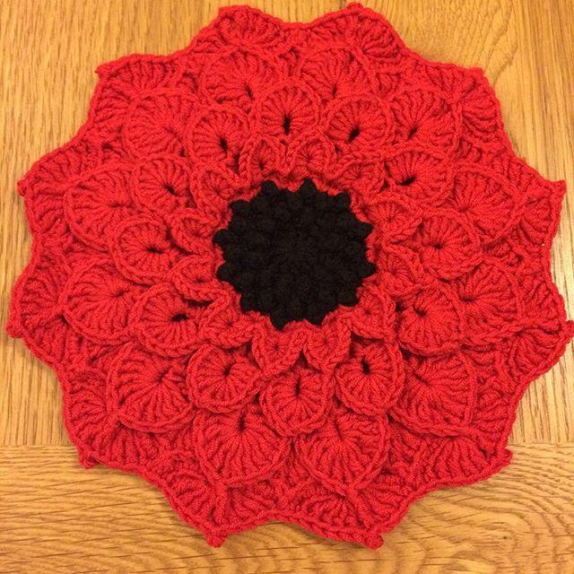 rafsweetheart crochet floewr
