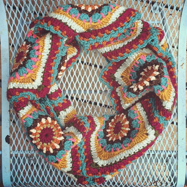 raimarie16 crochet blanket