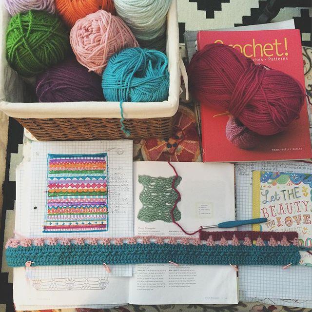 raimarie16 crochet pattern writing