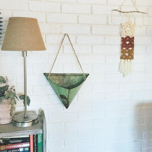 raimarie16 crochet wall hanging
