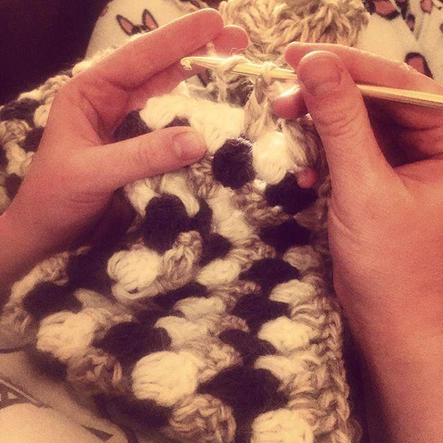 rubyjaneslane crochet granny square
