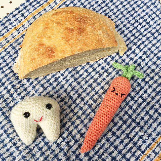fulltiltnanna crochet tooth and carror