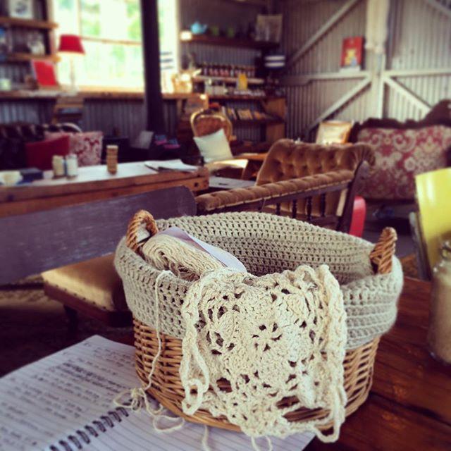 stelcrochet crochet rustic lace