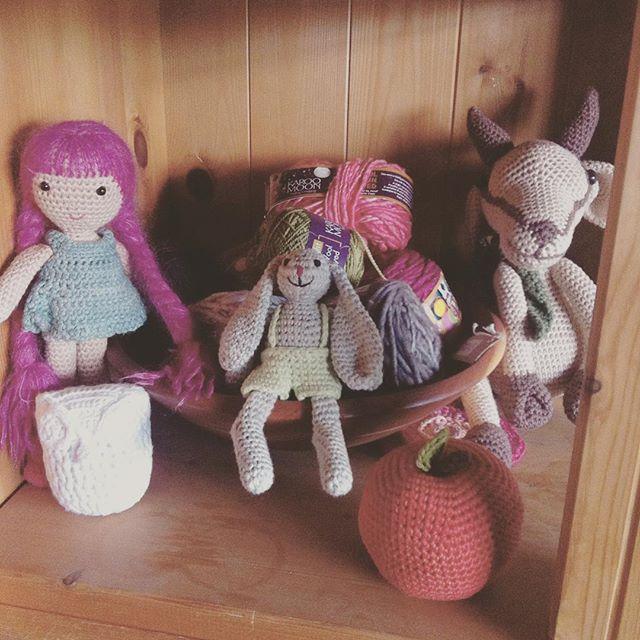 stephaniedavies crochet dolls