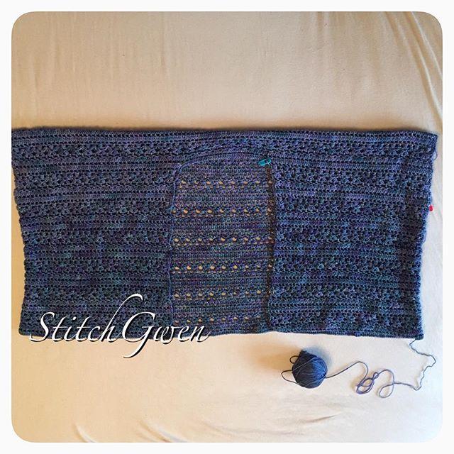 stitchgwen crochet cardi