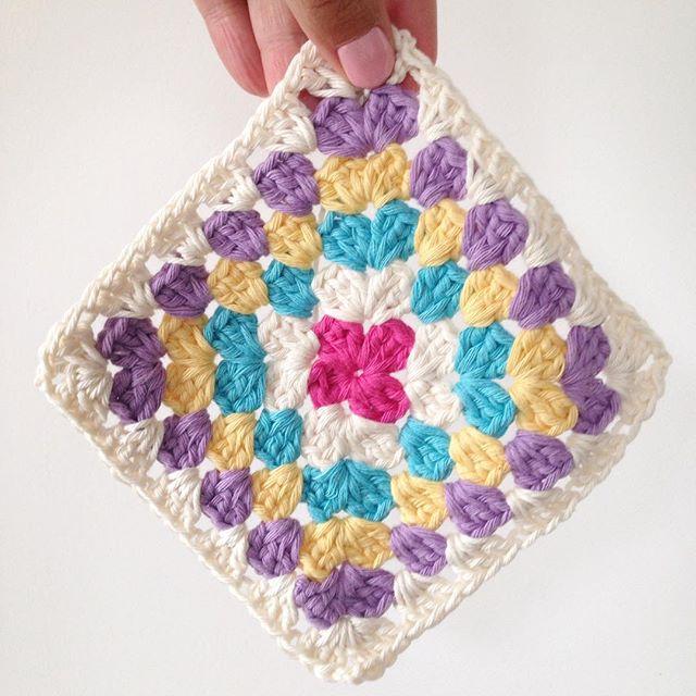 sweet_sharna crochet granny