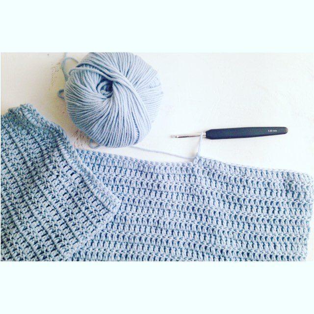 sweet_sharna crochet jumper