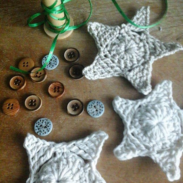 traceytodhunter crochet stars