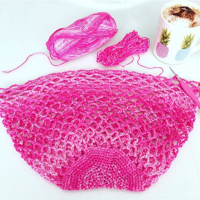 vanessakind crochet bag