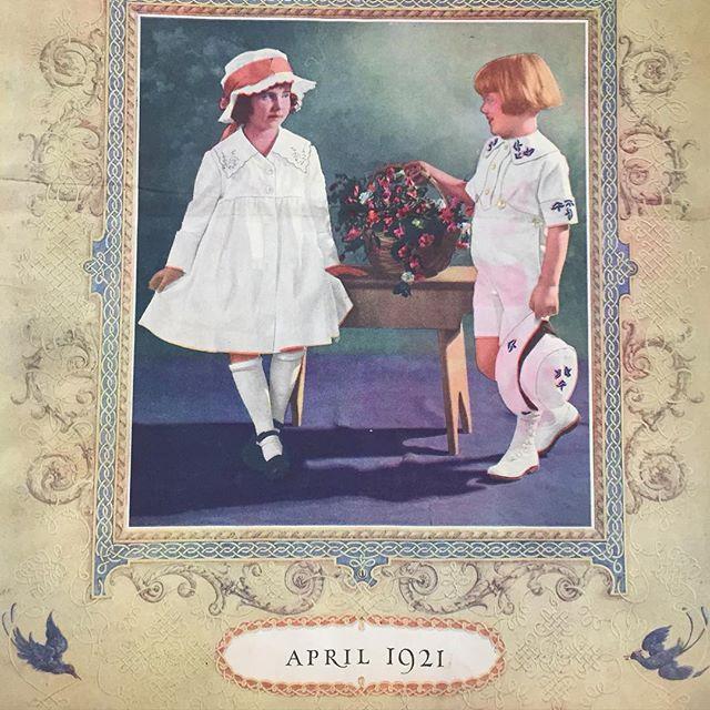 vintage 1921 craft magazine