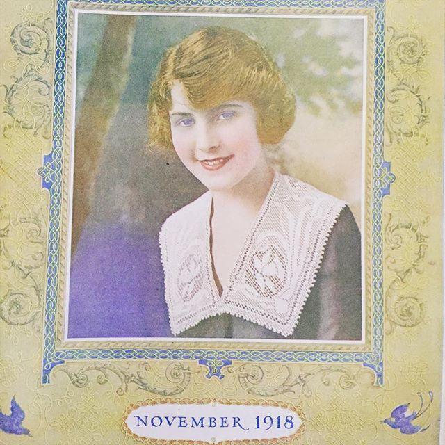 vintage crochet magazine 1918
