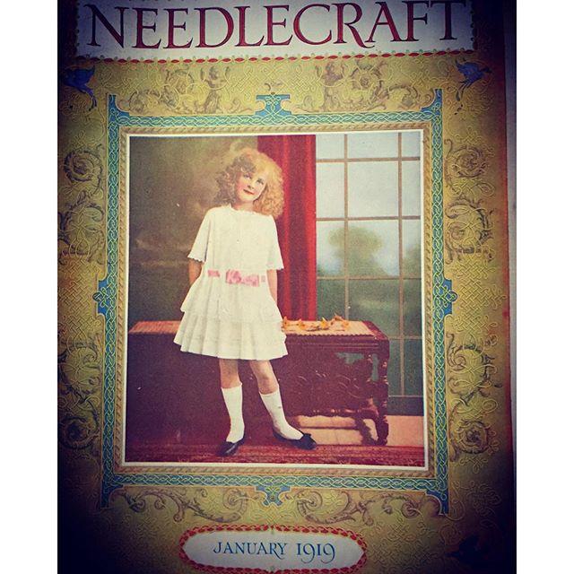 vintage crochet magazines