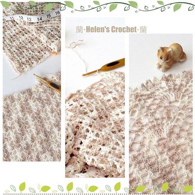 xiaowawa.wasabi crochet blanket