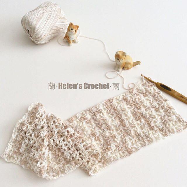 xiaowawa.wasabi crochet wips