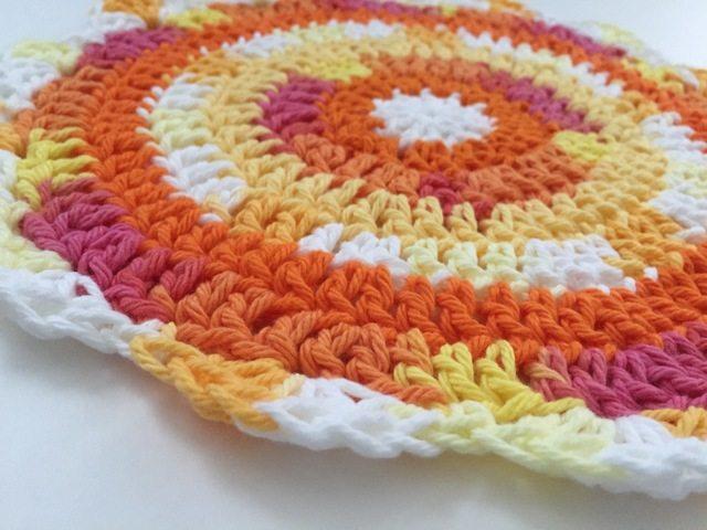 abby call crochet mandala for wink