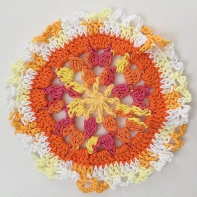 abby call crochet mandala