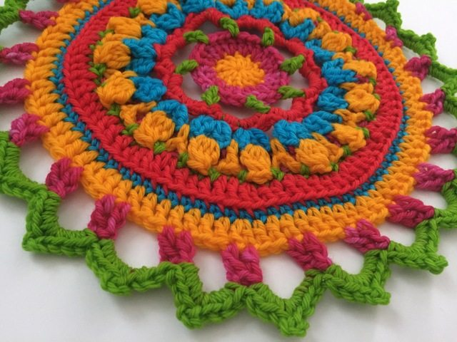 annies crochet mandala