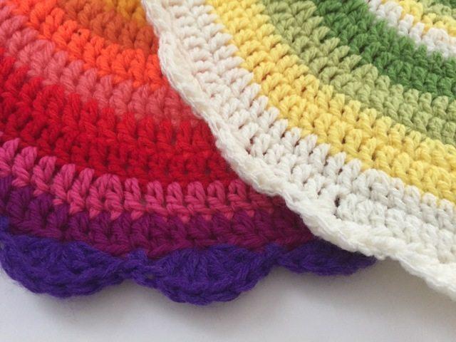 cait crochet mandalas