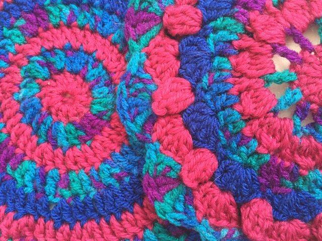 classybird crochet mandalas