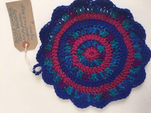 classybird crochet mandalasformarinke