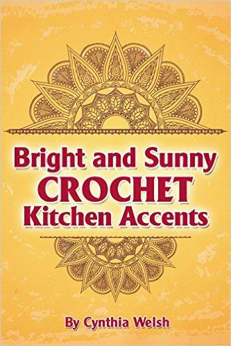 crochet kitchen pattern book