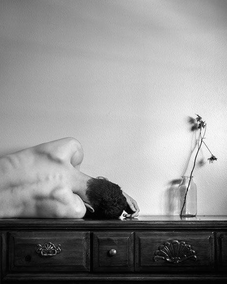 depression photograph