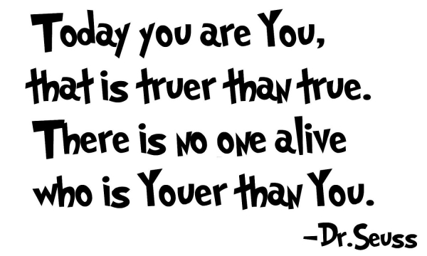 dr. seuss you quote
