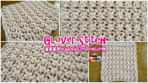 glover stitch crochet tutorial