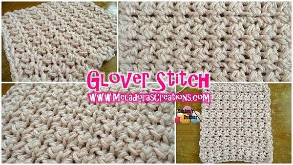 glover stitch crochet tutorial