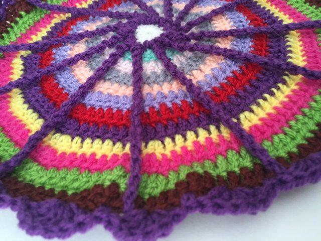 jannie crochet mandala