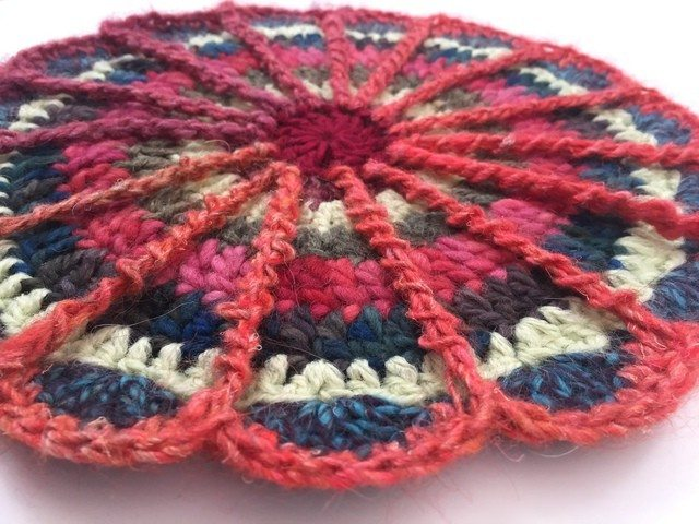 mackenzie holland crochet mandalas for marinke