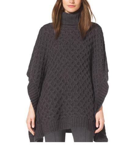 fashion designer michael kors 6nqw  michael kors alpaca knit poncho