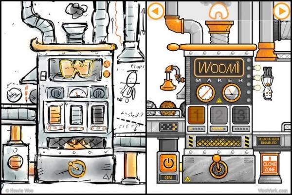 woomi app