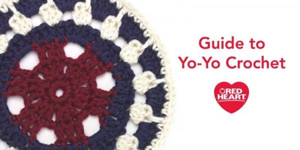 yo-yo crochet