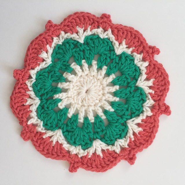 Carolyn Crochet Mandala