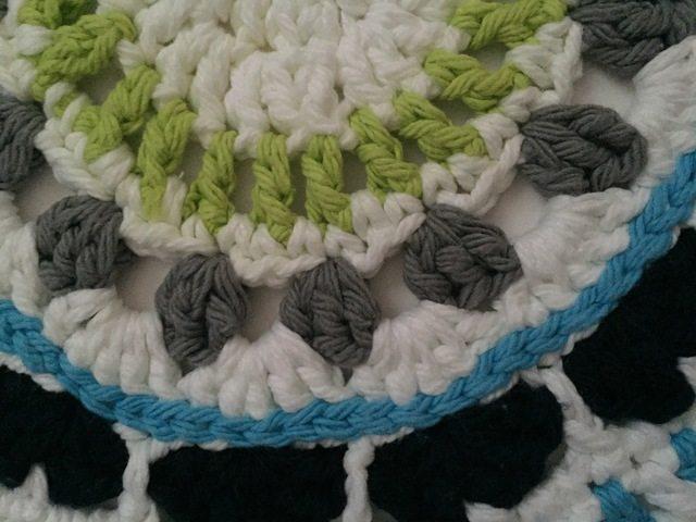 Cathy's Crochet Mandala