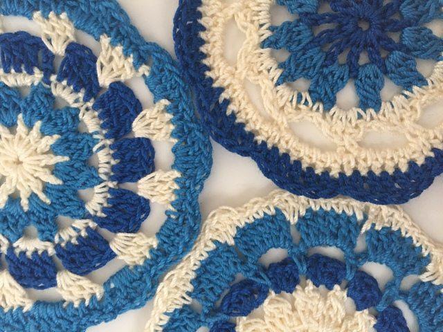 Sarah Bradley's Crochet Mandalas