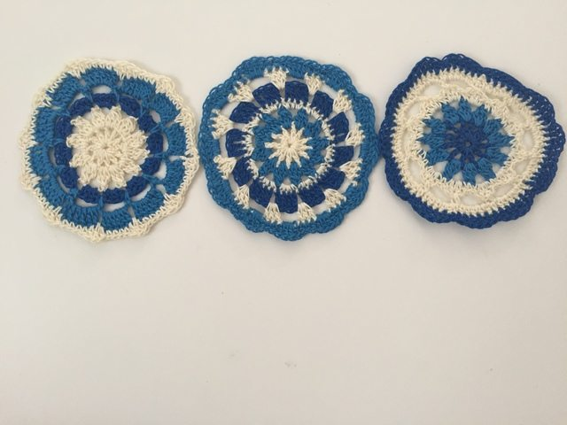 Sarah Bradley's Crochet MandalasForMarinke