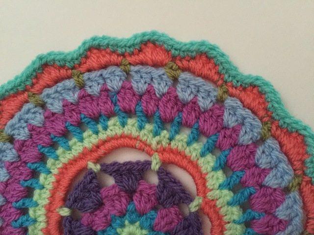 andrea crochet mandala