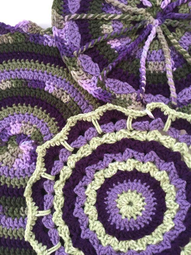 brenda echols crochet mandalasformarinke set