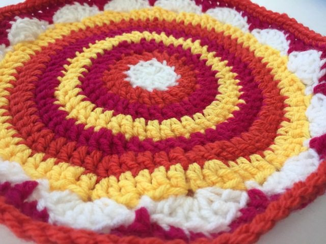 brendas sunshine crochet mandalas for marinke