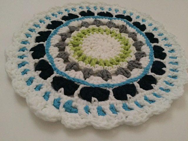 cathy crochet mandala for marinke
