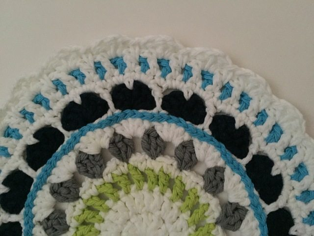 cathy crochet mandala