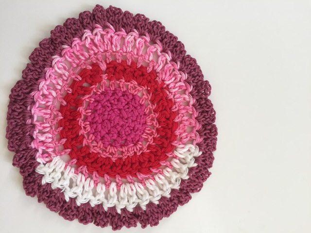 crochet mandala marcia