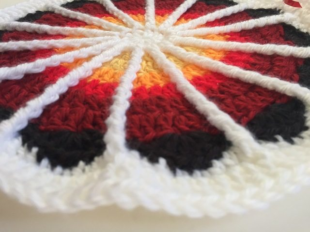 crochet mandalasformarinke by connie